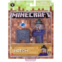WITCH MINECRAFT SERIES 3 ACTION FIGURE