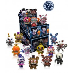 FIVE NIGHTS AT FREDDY'S 4 AND SISTER LOCATION MINI MYSTERY FUNKO VINYL FIGURE BLIND BOX