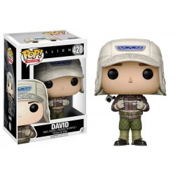 DAVID ALIEN COVENANT POP! MOVIES VYNIL FIGURE