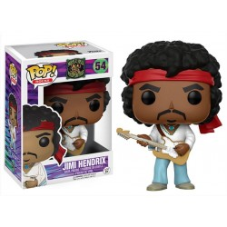 JIMI HENDRIX WOODSTOCK POP! ROCKS VINYL FIGURE