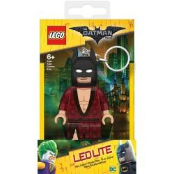 BATMAN BATHROBE LEGO MOVIE BATMAN LAMP KEYCHAIN