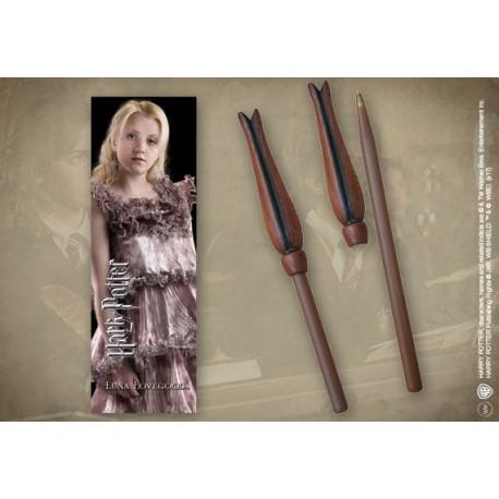 Wand Len lovegood harry potter wand pen album