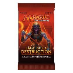 L'AGE DE LA DESTRUCTION BOOSTER MAGIC THE GATHERING