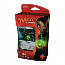 NISSA PLANESWALKER DECK HOUR OF DEVASTATION MAGIC THE GATHERING