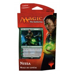 NISSA DECK DE PLANESWALKER L'AGE DE LA DESTRUCTION MAGIC THE GATHERING