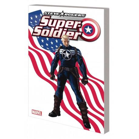 STEVE ROGERS SUPER SOLDIER COMP COLL
