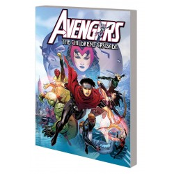 YOUNG AVENGERS CHILDREN'S CRUSADE SC