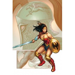 WONDER WOMAN HER GREATEST BATTLES