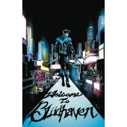 NIGHTWING VOL.2 BACK TO BLUDHAVEN