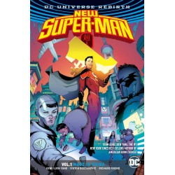 NEW SUPERMAN VOL.1 MADE IN CHINA