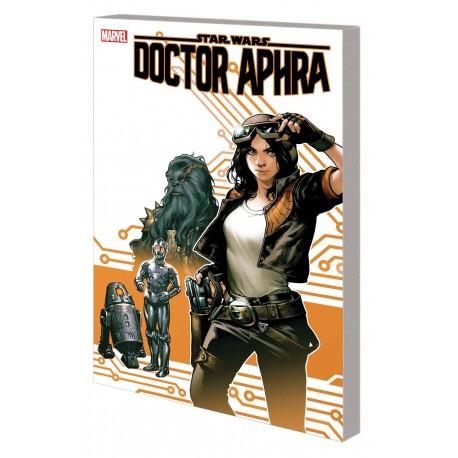STAR WARS DOCTOR APHRA VOL.1 APHRA
