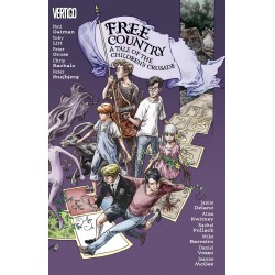 FREE COUNTRY A TALE OF THE CHILDREN'S CRUSADE SC
