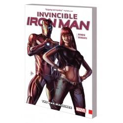 INVINCIBLE IRON MAN VOL.2 WAR MACHINES SC