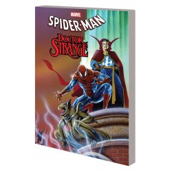 SPIDER-MAN DOCTOR STRANGE THE WAY TO DUSTY EARTH