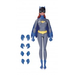 BATGIRL BATMAN THE ANIMATED SERIES DC COMICS ACTION FIGURE