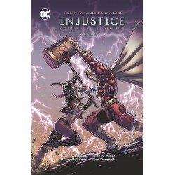 INJUSTICE GODS AMONG US YEAR FIVE VOL.2 SC