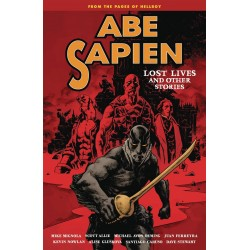 ABE SAPIEN VOL.9 LOST LIVES AND OTHER STORIES