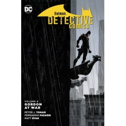 BATMAN IN DETECTIVE COMICS VOL.9 GORDON AT WAR SC