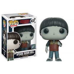 UPSIDE DOWN WILL STRANGER THINGS POP! TELEVISION VYNIL FIGURE