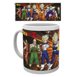 DRAGON BALL Z FIGHTERS BOXED MUG