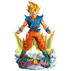 SON GOKU THE BRUSH DRAGON BALL Z SUPER MASTER STARS DIORAMA
