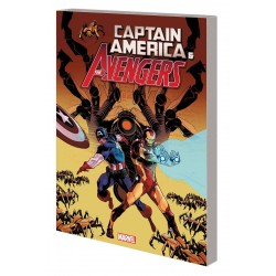CAPTAIN AMERICA AND THE AVENGERS COMP COLL