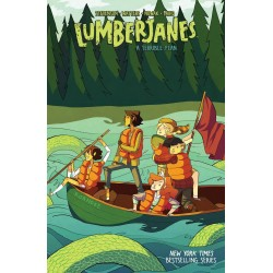 LUMBERJANES VOL.3 TERRIBLE PLAN