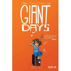 GIANT DAYS VOL.2