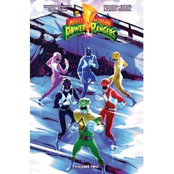 MIGHTY MORPHIN POWER RANGERS VOL.2