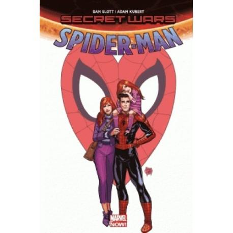 SECRET WARS : SPIDER-MAN RENOUVELER SES VOEUX