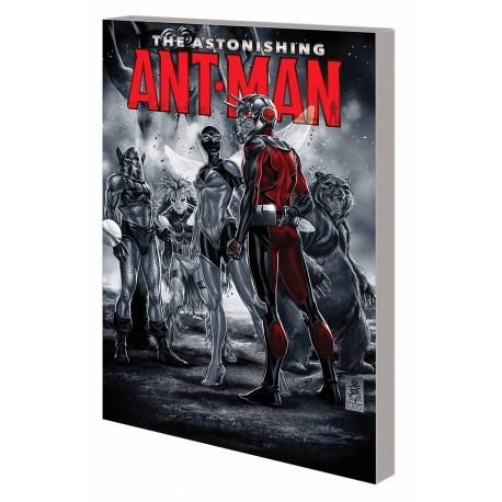 ASTONISHING ANT-MAN VOL.1 EVERYBODY LOVES TEAM-UPS