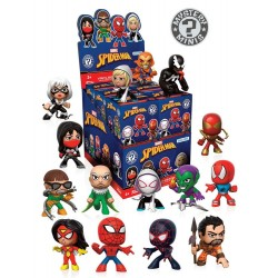 SPIDER-MAN MINI MYSTERY VARIANT 1 FUNKO VINYL FIGURE BLIND BOX
