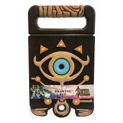 THE LEGEND OF ZELDA BREATH OF THE WILD SHEIKAH DRAWING PAD