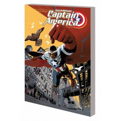CAPTAIN AMERICA SAM WILSON VOL.1 NOT MY CAPTAIN AMERICA