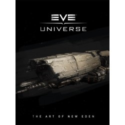 EVE UNIVERSE ART OF NEW EDEN