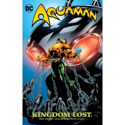 AQUAMAN KINGDOM LOST
