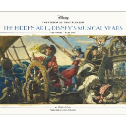 HIDDEN ART OF DISNEY MUSICAL YEARS THE 1940 PART ONE