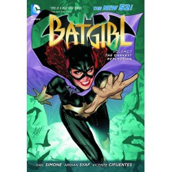 BATGIRL VOL.1 THE DARKEST REFLECTION SC