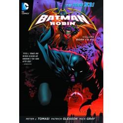 BATMAN AND ROBIN VOL.1 BORN TO KILL SC
