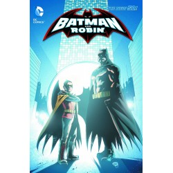 BATMAN AND ROBIN VOL.3 DEATH OF THE FAMILY SC