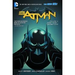 BATMAN VOL.4 ZERO YEAR SECRET CITY SC