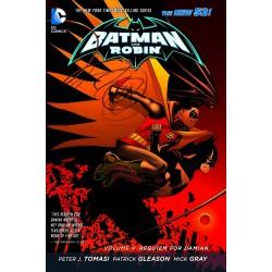 BATMAN AND ROBIN VOL.4 REQUIEM FOR DAMIAN