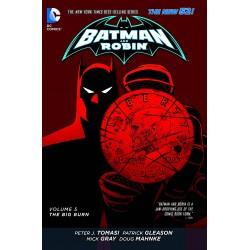 BATMAN AND ROBIN VOL.5 BIG BURN