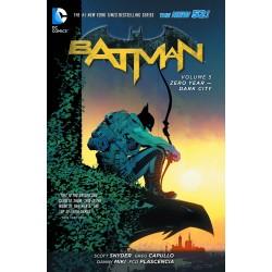 BATMAN VOL.5 ZERO YEAR DARK CITY SC