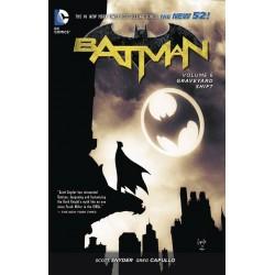 BATMAN VOL.6 GRAVEYARD SHIFT SC