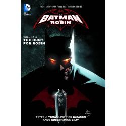 BATMAN AND ROBIN VOL.6 THE HUNT FOR ROBIN SC