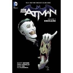BATMAN VOL.7 ENDGAME SC