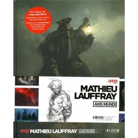 ART OF MATHIEU LAUFFRAY-AXIS MUNDI