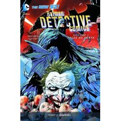 BATMAN DETECTIVE COMICS VOL.1 FACES OF DEATH SC