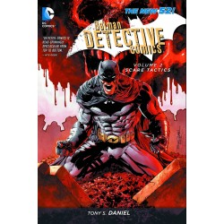 BATMAN DETECTIVE COMICS VOL.2 SCARE TACTICS SC